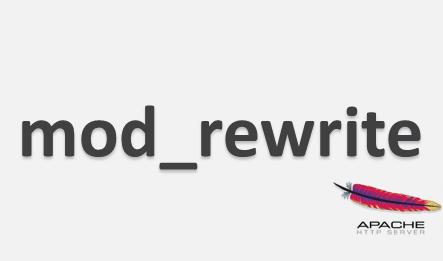 Sử dụng mod_rewrite trong Apache để viết lại URL trong
