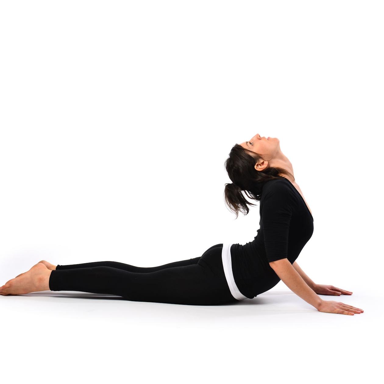 Yoga) Tư thế Rắn Hổ Mang Bhujang Asana