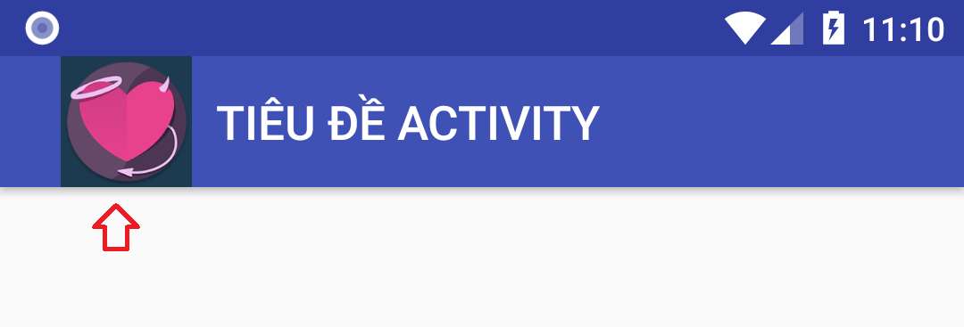 ICON ACTIONBAR